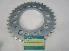 NOS Honda CB500 34T Rear Wheel Sprocket 41201-323-034 or 41201-323-010  CB 500