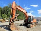 2005 Hitachi ZX230LC Excavator Hydraulic Thumb Aux Hyd Q/C A/C Cab bidadoo