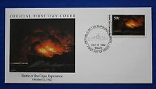 Marshall Islands (325) 1992 WWII: Battle of Cape Esperance Official FDC