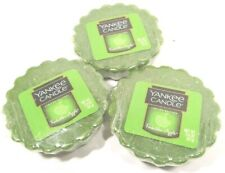 Yankee Candle Forbidden Apple Tarts Three (3) New! Green Wax Melts