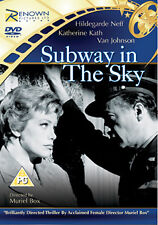 SUBWAY IN THE SKY - DVD - REGION 2 UK