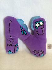 B Company Purple Blue Plush Dinosaur Alphabet Letter N Stuffed Toy