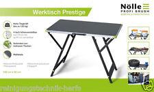 Nölle Werkbank Prestige 100x60 cm Werktisch Basteltisch Klapptisch Campingtisch