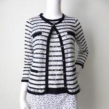 ANN TAYLOR Twin Set Cardigan & Sleeveless Top Size XS - S