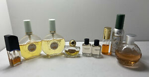 Avon Perfume Lot 9 Perceive Wild Country Fifth Avenue Primrose To a Wild Rose