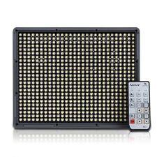 Aputure HR672C High CRI LED Video Light Wireless Remote Control 3200K to 5500K