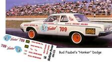 CD_MM_028 Bud Faubel Honker  1964 Dodge   1:18 Scale Decals