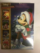 Mickey's Christmas Collection; Once Upon/Twice Upon/Magical/Celebrate DVD VG WH3