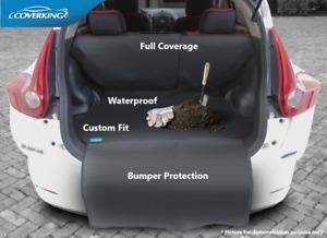 Coverking Custom Fit Cargo Liner For Kia Soul 2014-2019
