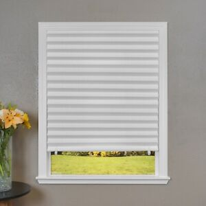 Original Light Filtering Pleated Paper Shade Curtain Cover Home Blinds 6 Pack 🔥