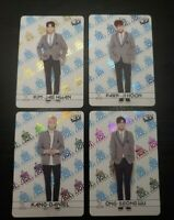 Wanna One YES! Magazine Official Photocard Set(Unofficial) Daniel, JaeHwan, JiHo