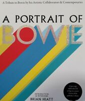 David Bowie-A Portrait Of Bowie Hardback Book.2016 Octopus ISBN 9781844039272.
