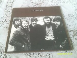 THE BAND. SELF TITLED. GATEFOLD. CAPITOL. STAO. 132. 1969. FIRST PRESSING.