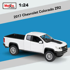 Toys & Hobbies Collection Chevrolet Colorado ZR2 Mini Car Model Diecast 1:27 NEW