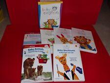 Baby Einstein Dvd Lot Disney Baby Animals Beethoven Lot Of 6