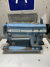 Singer 20u Industrial Sewing Machine For Parts Or Repair.