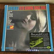 OTIS BLUE OTIS REDDING SINGS SOUL LP AUDIOPHILE  MONO LP 5064