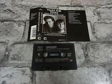 TEARS FOR FEARS - Songs From The Big Chair (UK)  / Cassette Album /4004