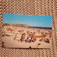 Bondi Beach, Sydney - Vintage Postcard