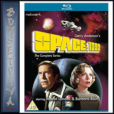 SPACE 1999 - THE COMPLETE SERIES  *BRAND NEW BLU-RAY BOXSET