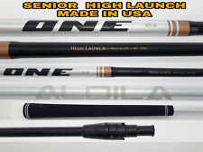 Senior Aldila High Launch LONG DRIVE DRIVER SHAFT Driver-EPIC,Fusion,XR,SUB ZERO