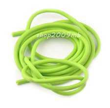 Natural Latex Tube Slingshot 5mm*5M Green Replacement Rubber Band For Sling Shot