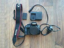 Canon EOS 100D / Rebel SL1 18.0MP Digital SLR Camera - Black (Body only)