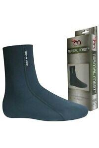 Termal Mest Wudhu Wasserdichte Socken MEST CORAP Schwarz Größe M (40-41)