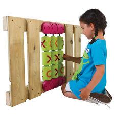 Children's Noughts & Crosses/ OXO Playset - climbing frames, outdoor toys, fun..