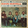 JOHN MAYALL WITH ERIC CLAPTON - Blues Breakers (LP) (F++/F+)