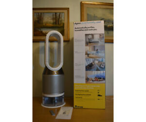 Dyson PH01 Portable Air Purifier + Cold- White/Silver