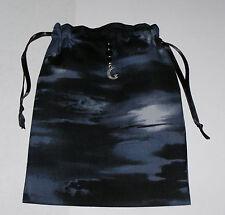 Spooky Midnight Sky dei tarocchi, rune, cristalli, Angelo Bag