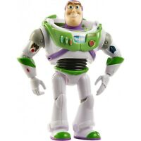 Toy Story 4 BUZZ LIGHTYEAR Figure Disney Pixar Mattel CHOP Action Kids Gift NEW