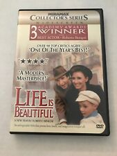 Life Is Beautiful (Dvd, 1999, Collector's Edition)