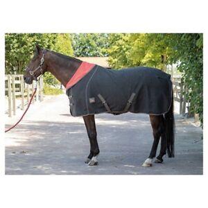 % SONDERAKTION: Harry´s Horse Fleecedecke Terry Abschwitzdecke Transport -NH