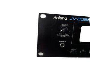 ROLAND JV-2080 Synthesizer + Techno expansion board