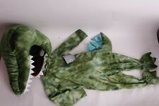 NWT Pottery Barn Kids Light Up T-Rex Dinosaur Halloween costume 3T Dino