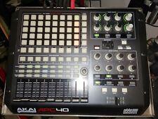Akai APC40 Ableton MIDI Controller, Original Version, not MKII, almost as-new