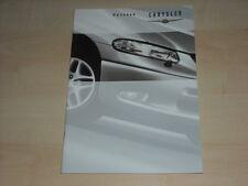 51304) Chrysler Voyager Prospekt 09/1999