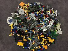9 lbs Bulk Lot MEGA BLOKS HASBRO TYCO BLOCKS BRICKS MINI FIGS. LEGO Compatible