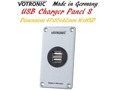Votronic USB Charger Panel S