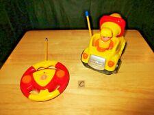 Prextex Cartoon R/C Race Car Radio Control Toys Construction 2.4 Ghz Cement mixe
