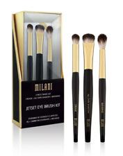 Milani Jetset Eye Brush Kit ~ New In Sealed Box
