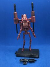STAR WARS AOTC ARENA CONFLICT BATTLE DROID LOOSE COMPLETE