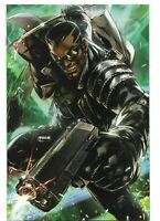 AVENGERS #19 TEXTLESS MAXX LIM Battle Lines VARIANT NM 2019 Marvel Comics