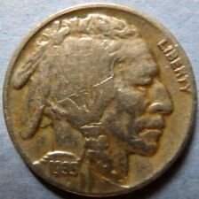 *Vintage  1935  INDIAN HEAD/BUFFALO NICKEL, Full Details NICE COIN  #5