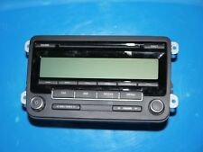 11 2011 Volkswagen Jetta Radio Stereo AM FM CD Player OEM