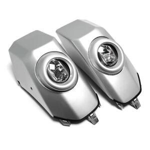 2pc Daytime Running Light Fog Lamp Kit For Toyota FJ Cruiser 2007-2014 2015 2016