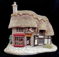 Lilliput Lane  The Toy Shop Cottage Vintage Ornament