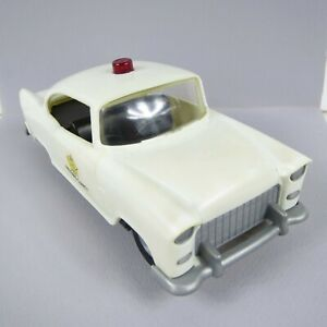 "ROSCO'S PATROL CAR- THE DUKES OF HAZZARD VINTAGE 1981 MEGO 3.75"" FIGURE VEHICLE"